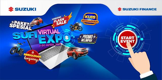 Promo Suzuki Virtual Expo