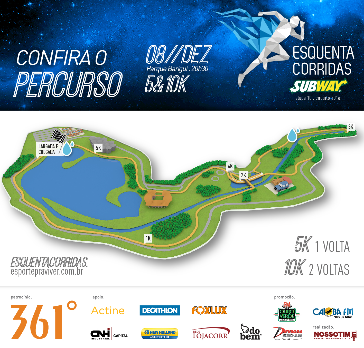 c2686625b Central da Corrida