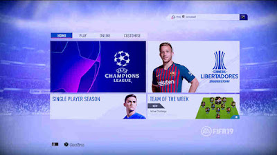 FIFA 19 Mod Pack for PES 2013 by Micano4u