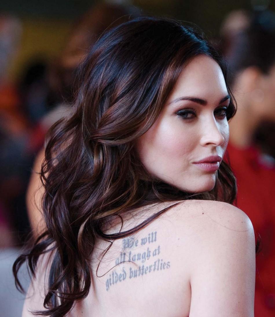 Megan Fox: Hot Hollywood Celebrities In 2013