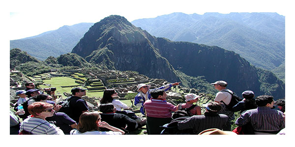 Organized tour to remote communities becoming popular (IELTS Writing Task 2)