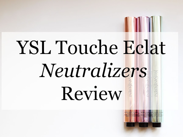 YSL Touche Eclat Neutralisers REVIEW