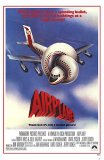 Airplane movie poster