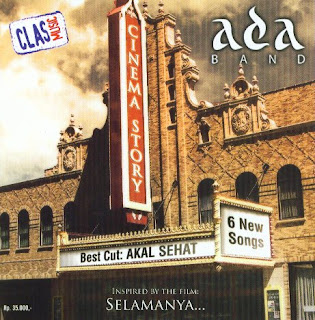 Download Lagu Ada Band Album Cinema Story Mp3 (2007)