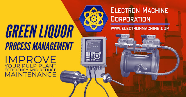 Green Liquor Process Management with Inline Refractometers