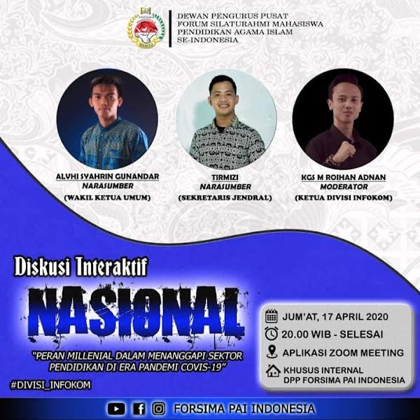 Diskusi Online interaktif