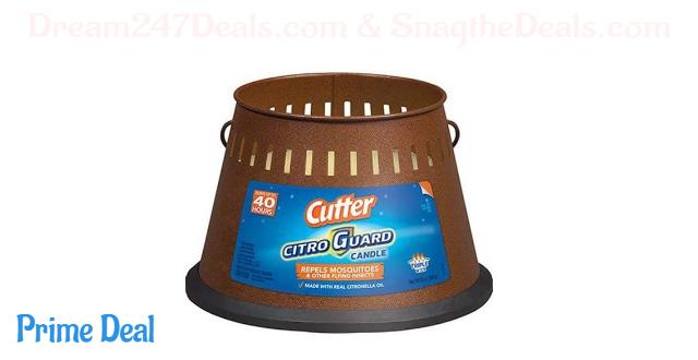 Cutter 95784 Citronella Candle, Copper