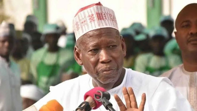 Governor Ganduje Reduces salaries of political appointees by 50 percent