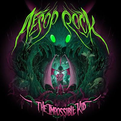 """AESOP ROCK """"Rings"""""""