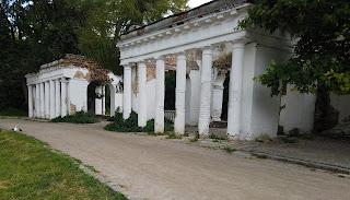 Біла Церква. Дендропарк «Олександрія». «Руїни»