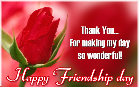 Happy Friendship Day Quotes My Love