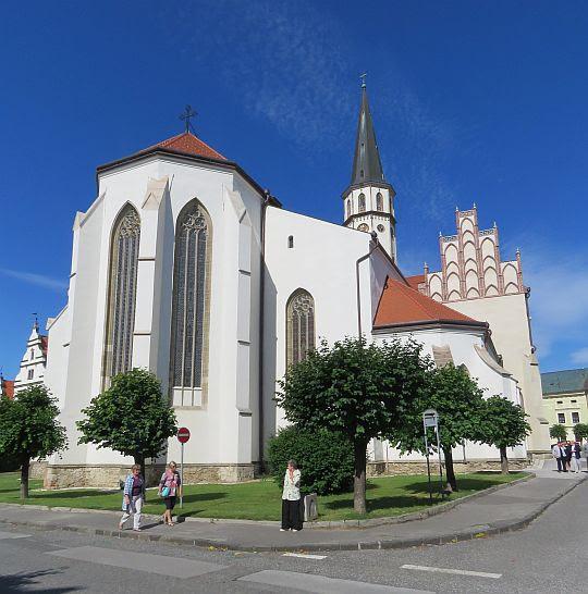 Kościół św. Jakuba w Lewoczy.