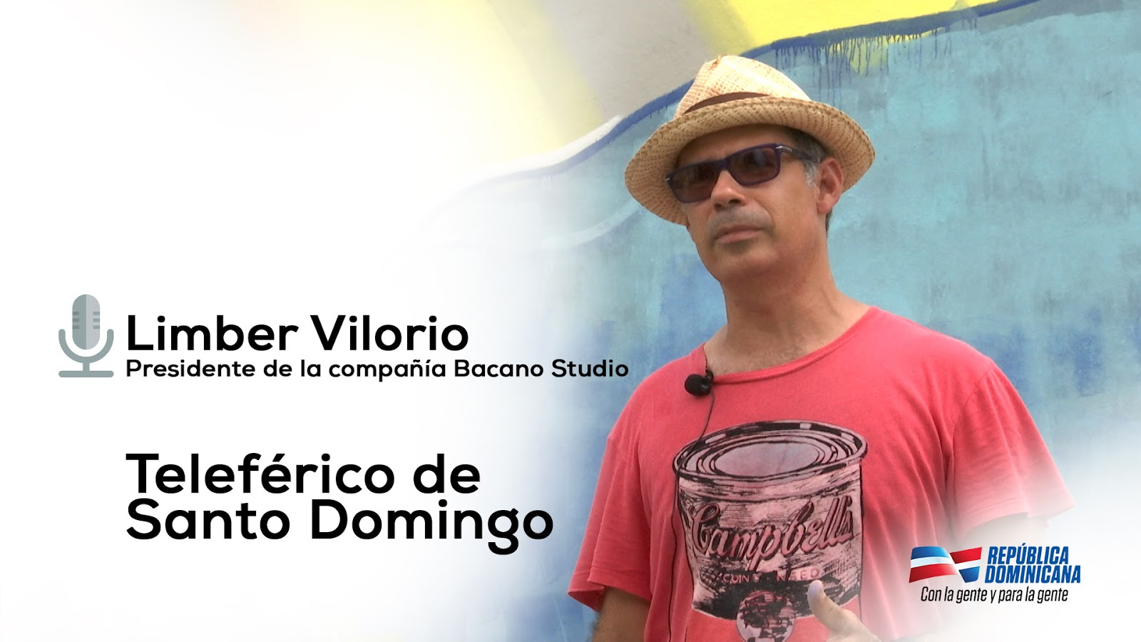 El Teleférico de Santo Domingo incentiva a promover el arte y la cultura