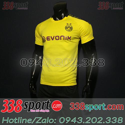 Áo Câu Lạc Bộ Dortmund Vàng 2019 2020 Sân Nhà