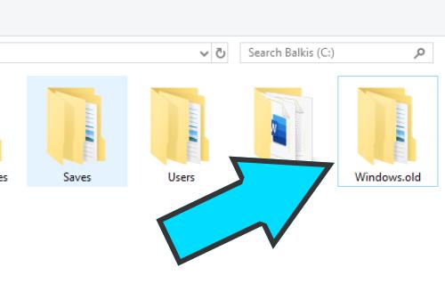 Apa Itu Windows Old? Penyebab, Kegunaan Dan Cara Menghapusnya Sesuai Prosedur