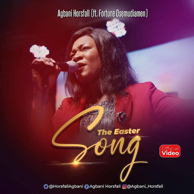 GOSPEL: Agbani Horsfall - The Easter Song | @HorsfallAgbani