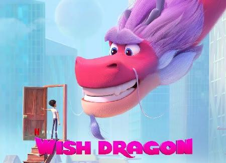 Download Wish Dragon (2021) Dual Audio [Hindi + English] 720p + 1080p WEB-DL ESub