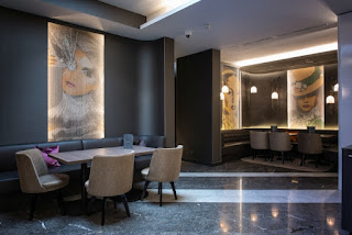 Green Pear Diaries, interiorismo, KriskaDECOR, Marriott Renaissance Hotel, Viena