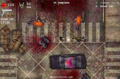 Game Aksi: Dead Frontier: Night Two