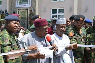 Governor Darius Dickson Ishaku Donates 200 Motorcycles For Security In The State