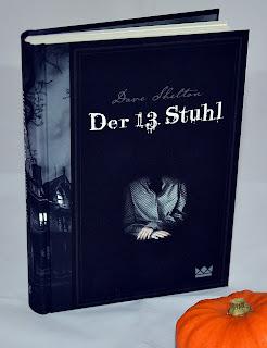 """""""Der 13. Stuhl"""" von Dave Shelton, Roman"""