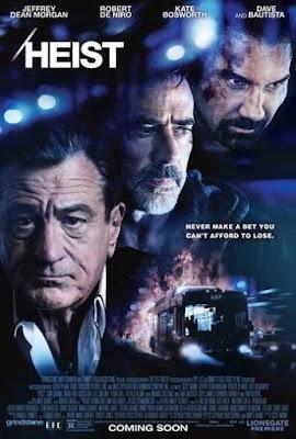 Heist (Bus 657) [2015] [DVD] [R1] [NTSC] [Latino]