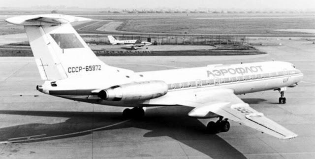 Как советская «золотая молодежь» угоняла самолет!!!