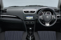Suzuki Swift SZ-L 3-Door (2016) Dashboard
