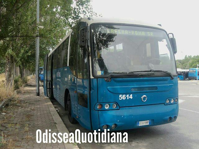 Treno Roma-Viterbo: dal 15 luglio servizio bus sostitutivo, gli orari
