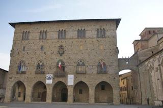 Palazzo di Giano o del Comune de Pistoia.
