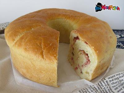 ricetta tortano - torta rustica napoletana