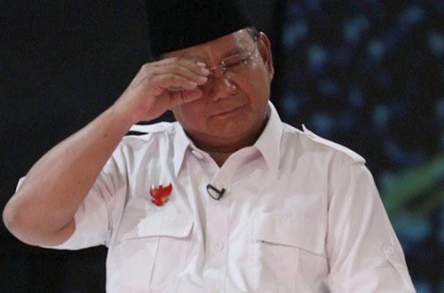Secara Mengejutkan Prabowo Bilang 2030 Indonesia Bisa Bubar, Komentar Golkar: Terlalu Lebay Dan.....