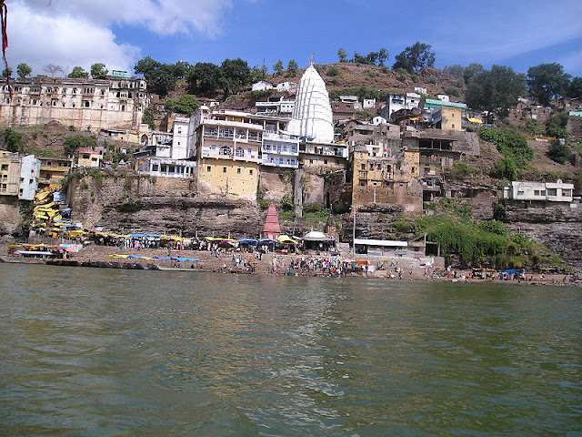 omkareshwar jyotirlinga story in hindi