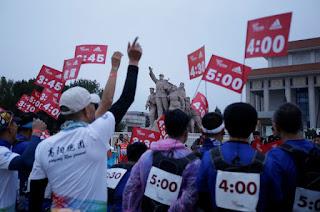Bắc Kinh tiếp tục chạy marathon sau khi COVID-19 bị đình chỉ một năm