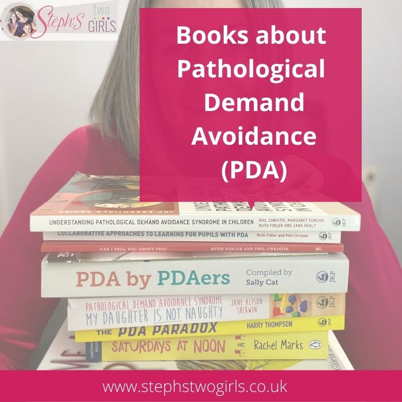 Books about PDA