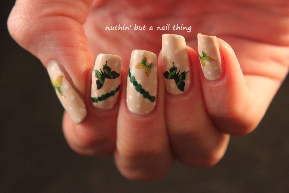 Born Pretty Store Butterfly Water Decals