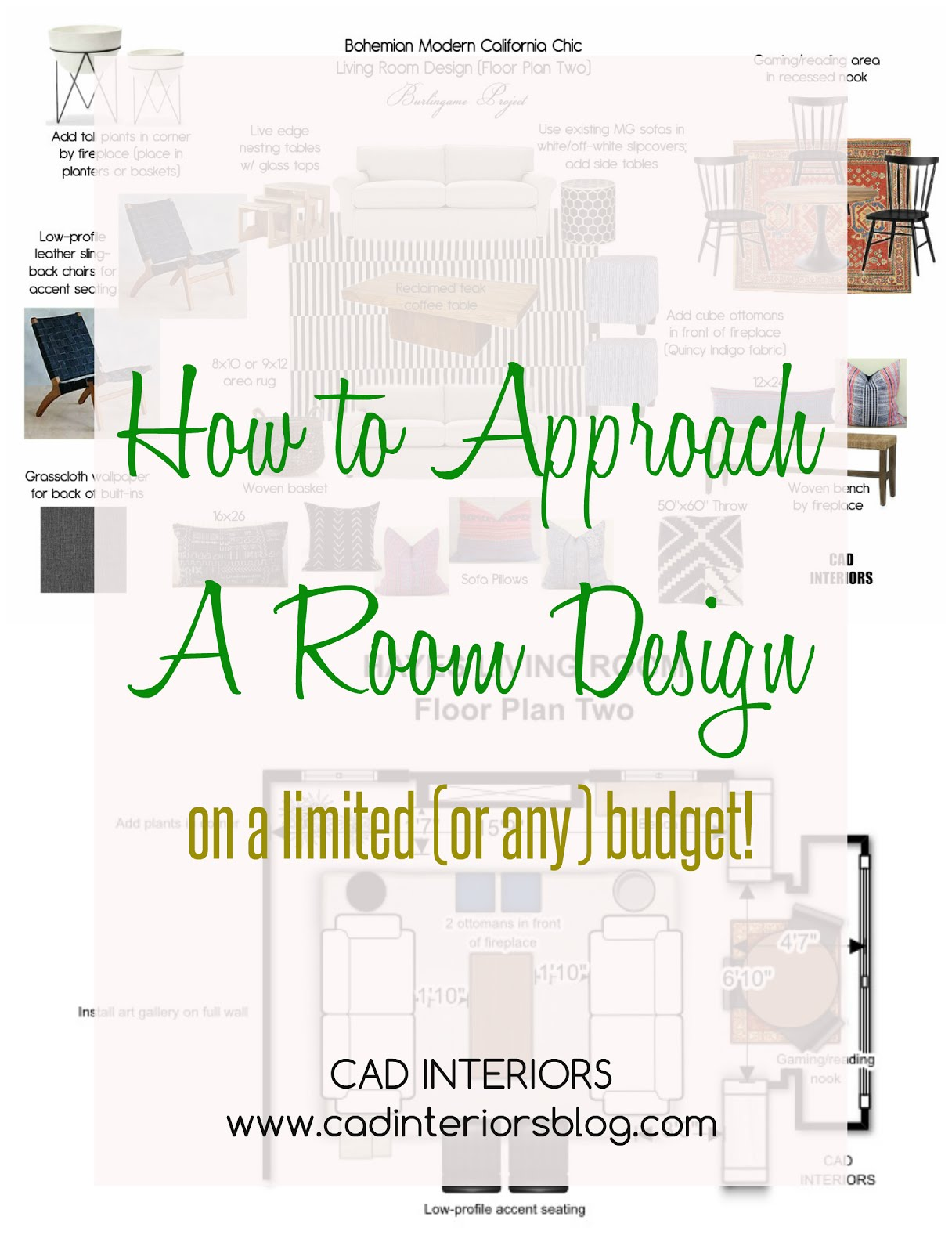 interior design and decorating tips