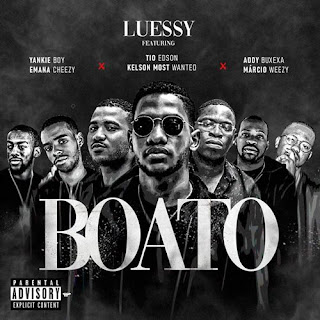 Luessy - Boato (feat TRX Music & Márcio Weezy)