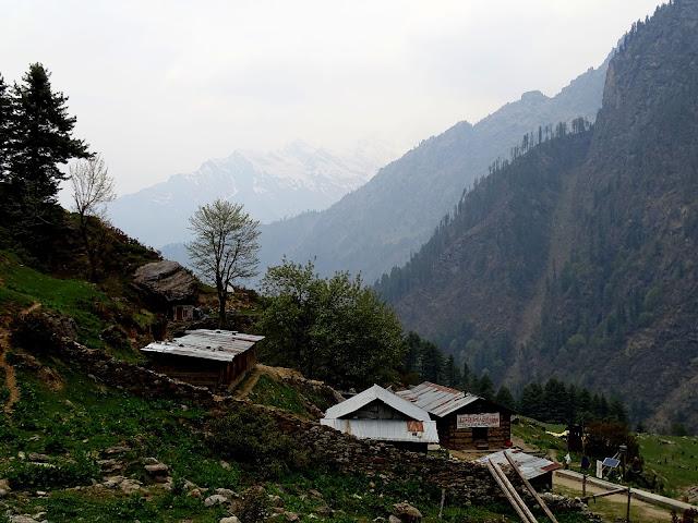 Kheer Ganga, Himachal Pradesh
