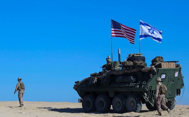 The Israeli army prepare for a possible US strike on Iran