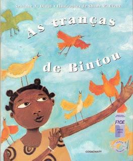 AS TRANÇAS DE BINTOU