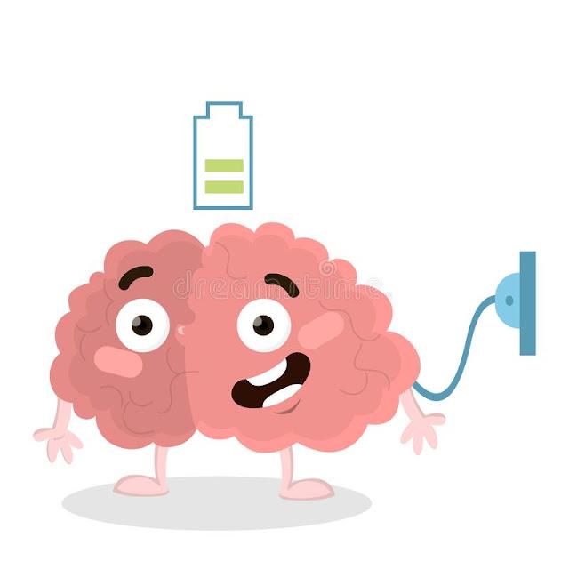 كيف يمكنني إعادة شحن دماغي