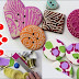 How to Make Polymer Clay Buttons | Center Finding Templates