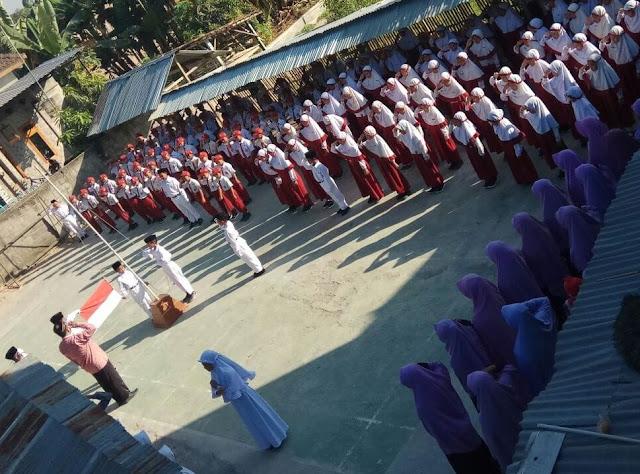 Download Permendikbud 22 Tahun 2018 Tentang Pedoman Upacara Bendera di Sekolah