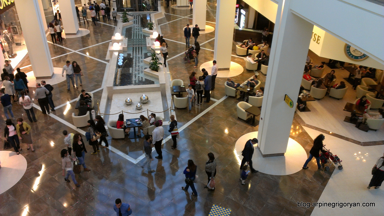 whatever you are, be a good one: Dalma Garden Mall: Opening of the