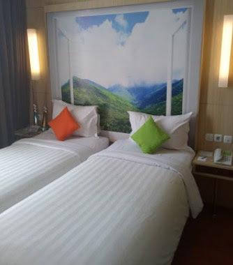 Kamar Hotel Tebu Bandung