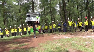 Outbound Training dan CityTour 9