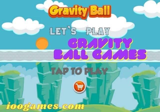 Gravity Ball games
