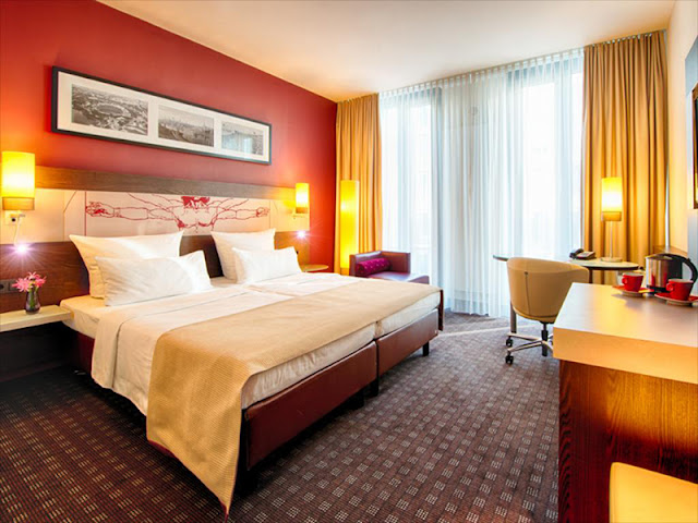 Leonardo Royal Hotel em Munique na Alemanha