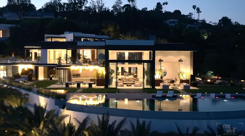 38 Photos vs. Tour 777 Sarbonne Rd, Los Angeles, CA Ultra Luxury Mansion Interior Design